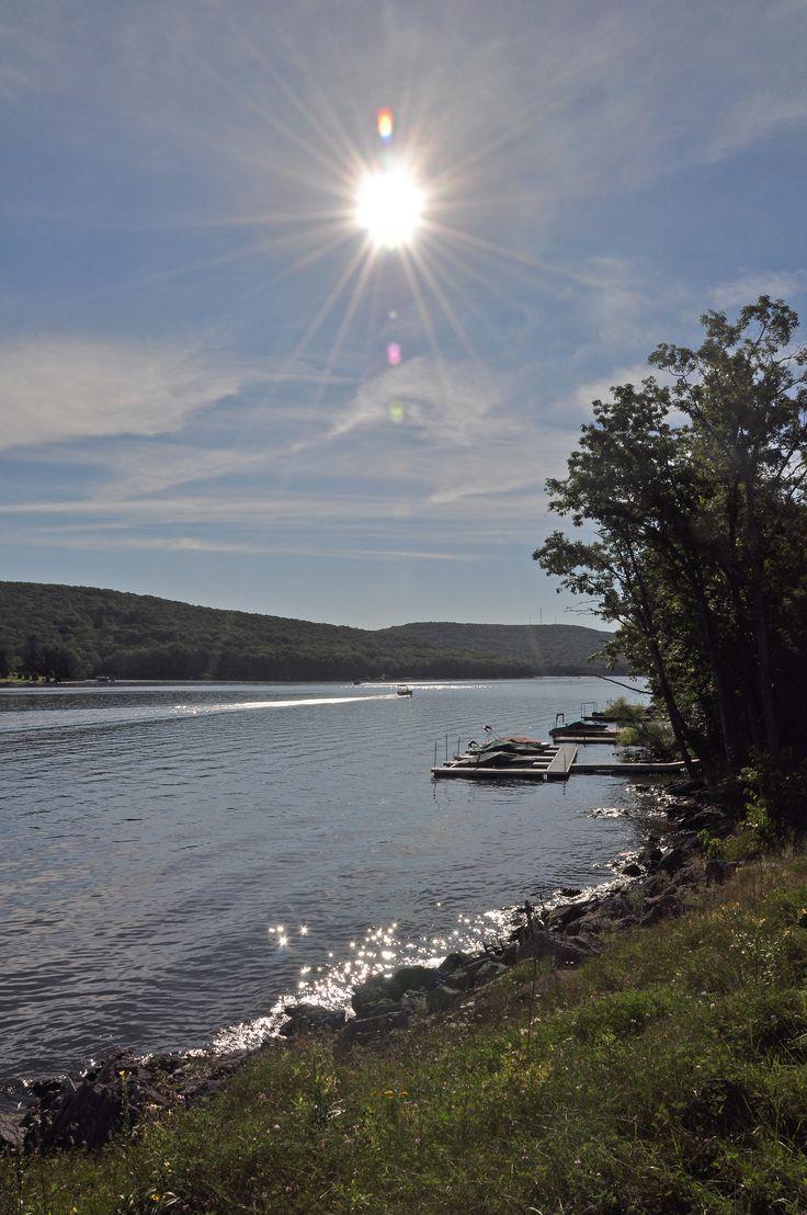 Summer Day At Deep Creek Lake Md Deep Creek Lake Lake Resort Area