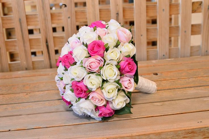 Artificial flowers. Roses
