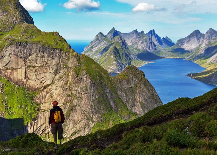 View of Amazing Lofoten Islands | 10 Top-Rated Tourist Attractions in Norway