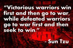 Motivational Quotes with Pictures: Sun Tzu / Art of War Quotes