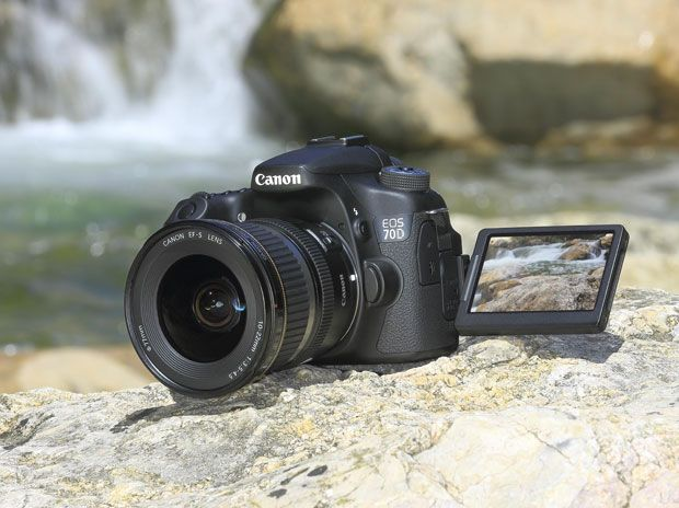 The 9 best cameras for shooting landscapes: 01. Canon EOS 70D image