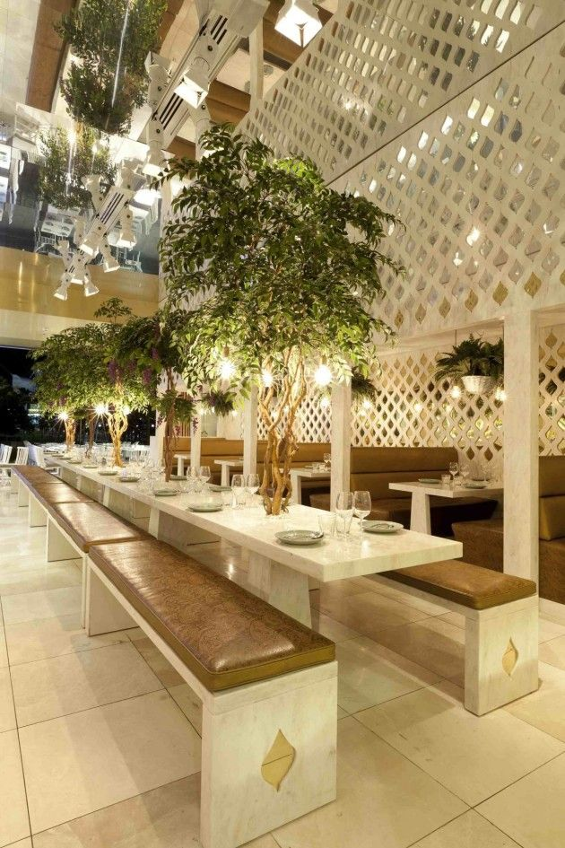 Nok Thai Eating House In Sydney Australia Restaurant Interior DesignRestaurant