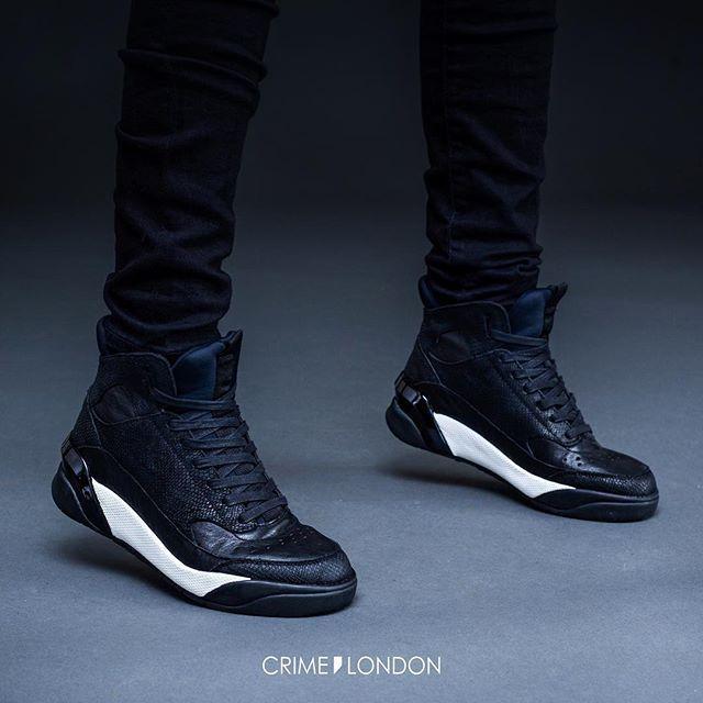 Crime london Kube sneakers 1Ycnuxp