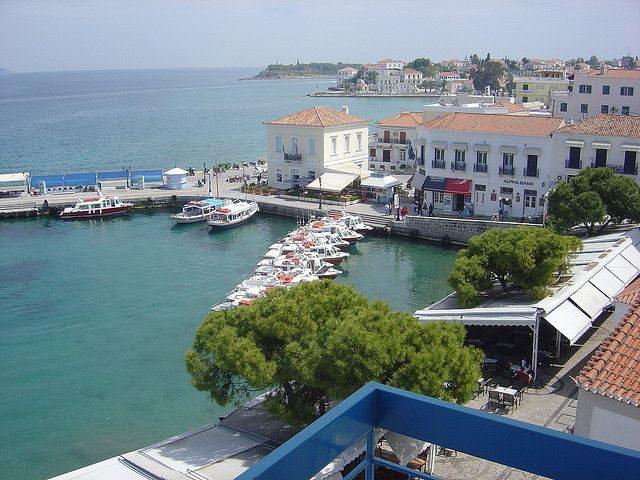 From such a stunning country like Greece I would've expected to be home of a never-ending Riviera, but according to Wikipedia, Greek Riviera comprises only the island of Spetses and the town of Porto Heli.