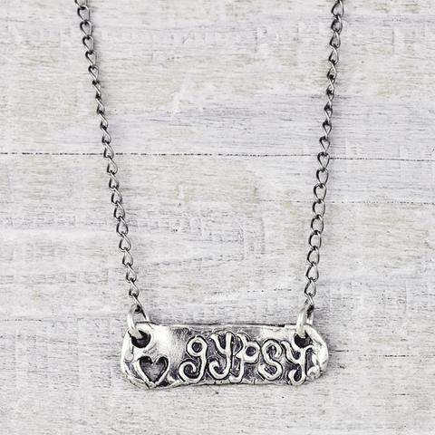 Gypsy Bar Necklace  #necklace #jewelry #cowgirljewelry #bohojewelry #bohemianjewelry #gypsyjewelry #bohostyle #cowgirlstyle #westernstyle #gypsystyle #bohochic  http://www.islandcowgirl.com/