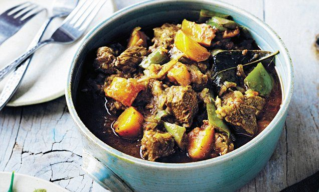 Sarah Wilson's oh slow good: My mum's Hungarian goulash | Daily Mail Online