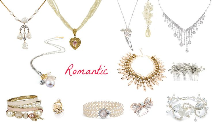 Jewelry for Romantic (Kibbe).
