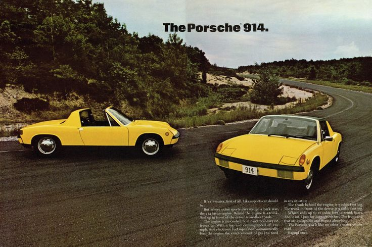 1000 images about cars porsche 914 on pinterest cars reunions and monte carlo rally. Black Bedroom Furniture Sets. Home Design Ideas
