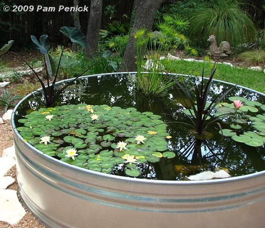 40 best images about stock tank water feature on pinterest for Koi pond maker