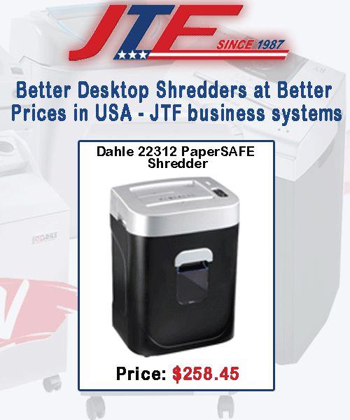 Mejores 17 imágenes de Dahle PaperSAFE® Shredders en Pinterest ...