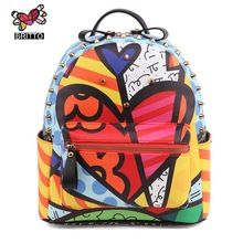 ROMERO BRITTO Cool Wild Hot Sales New Female Cartoon Graffiti Backpacks School Bags Travel Rivets Male Fashion Backpack     Tag a friend who would love this!     FREE Shipping Worldwide     Get it here ---> http://fatekey.com/romero-britto-cool-wild-hot-sales-new-female-cartoon-graffiti-backpacks-school-bags-travel-rivets-male-fashion-backpack/    #handbags #bags #wallet #designerbag #clutches #tote #bag