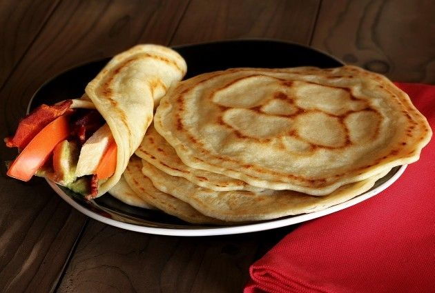 Paleo Tortillas- *We all LOVE these. And my husband just said they're better than regular, gluten-filled tortillas. I really can't imagine a better paleo tortilla (I've tried a few).