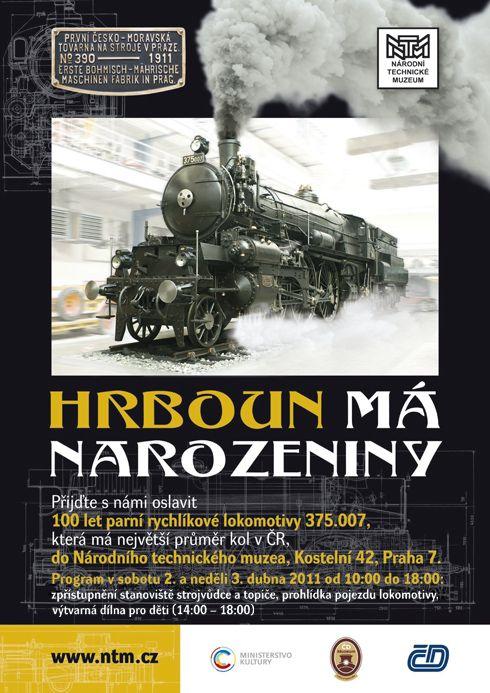 Hrboun - oslava