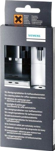 Siemens TZ60001 Reinigungstabletten 10 Stück Zubehör für MK 5