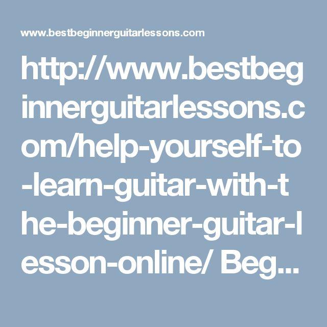 1263 best beginner guitar lessons images on pinterest beginner guitar lessons guitar lessons. Black Bedroom Furniture Sets. Home Design Ideas