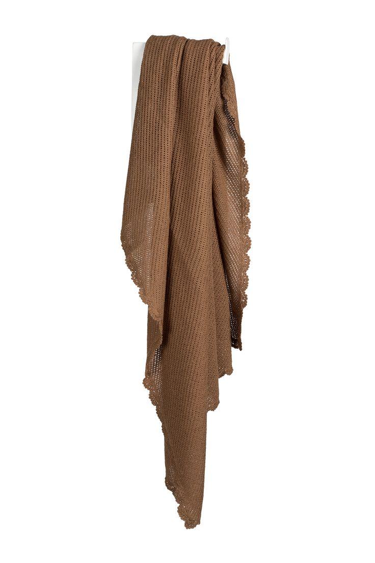 Petite Vigogne 100% Vicuña blanket