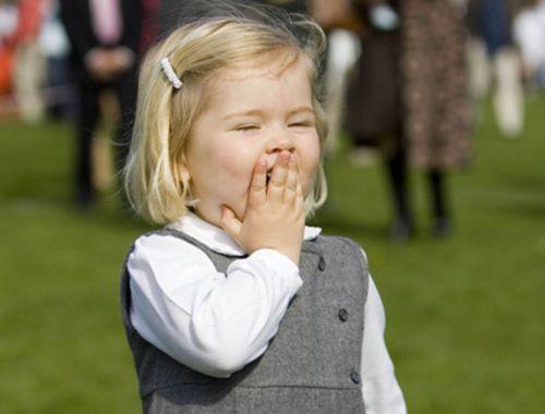 Little Amalia