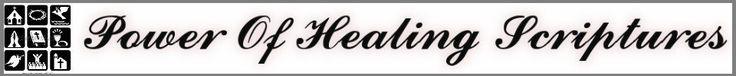 Discover The Power Of Healing Scriptures | Top Healing Scriptures