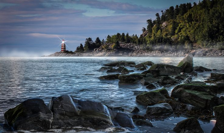 Charlevoix shores by Michel Bellemare on 500px