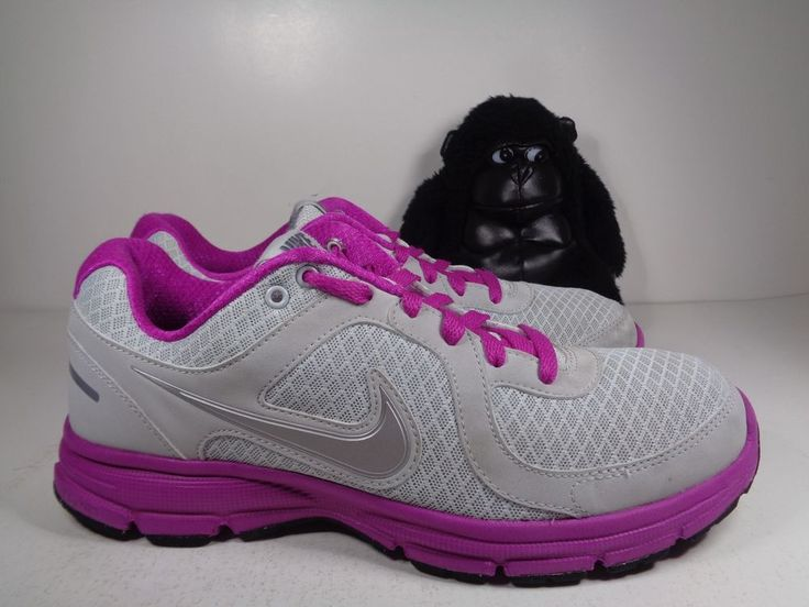 NIKE AIR MAX TRAINING FUSION WOMENS PURPLE ATHLETIC RUNNING  SNEAKERS SIZE 9.5