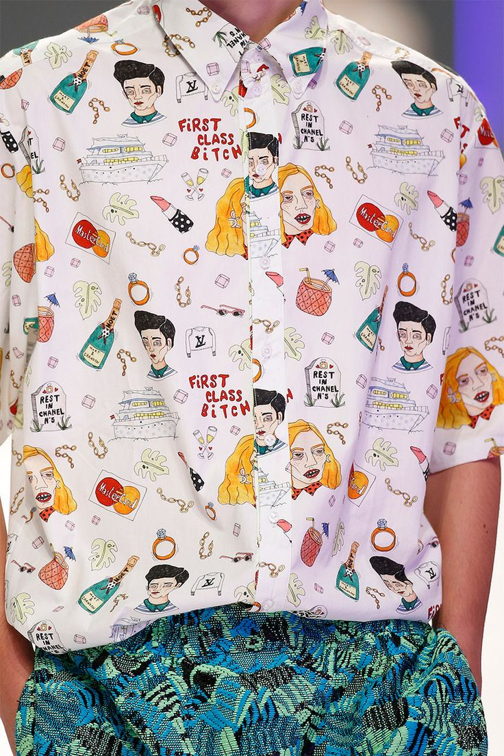 "Krizia Robustella Spring/Summer 2016 ""After Sun"". 080 Barcelona Fashion."