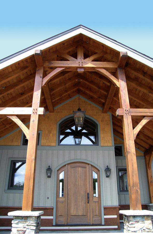 1000 ideas about cedar shakes on pinterest cedar shake for Timber frame exteriors