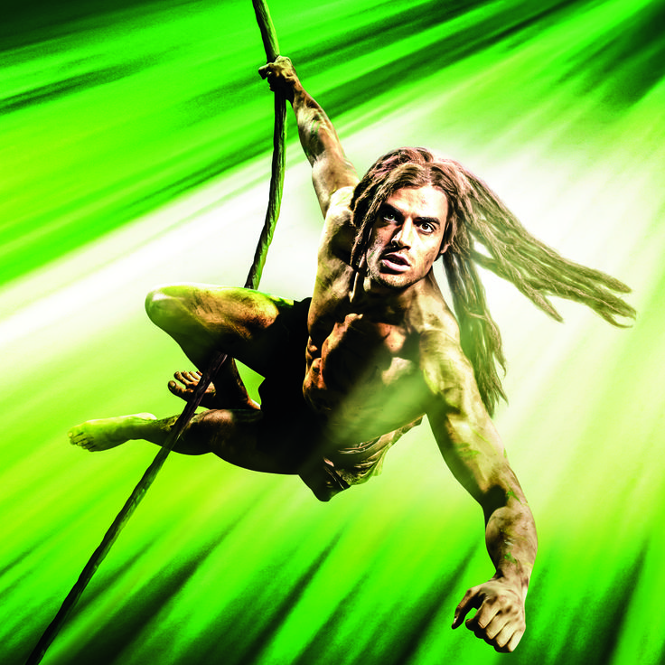 Bald kommt Tarzan nach Oberhausen. Wir bieten ein tolles Musicalarrangement ab € 129 pro Person mit 1 Übernachtung. http://www.parkhotel-oberhausen.de/tarzan-musical-oberhausen.aspx