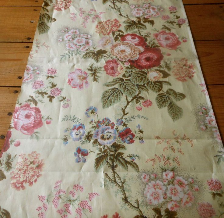 Cabbage Rose Flower Print Purple Abstract Art Kitchen Wall: Best 25+ Chintz Fabric Ideas On Pinterest