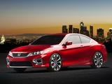 2012 Honda Accord Coupe.....A little more realistic at the moment