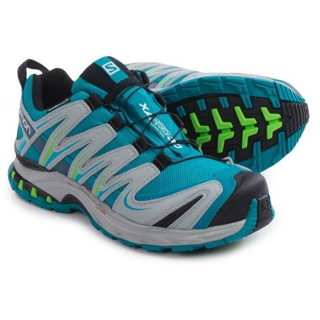 Best Trail Running Shoes For Thru Hiking