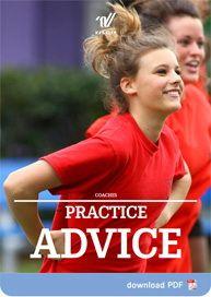 Coaches – Practice Advice