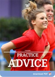 Coaches – Practice Advice