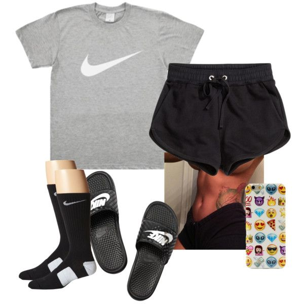 original outfits with nike socks 9
