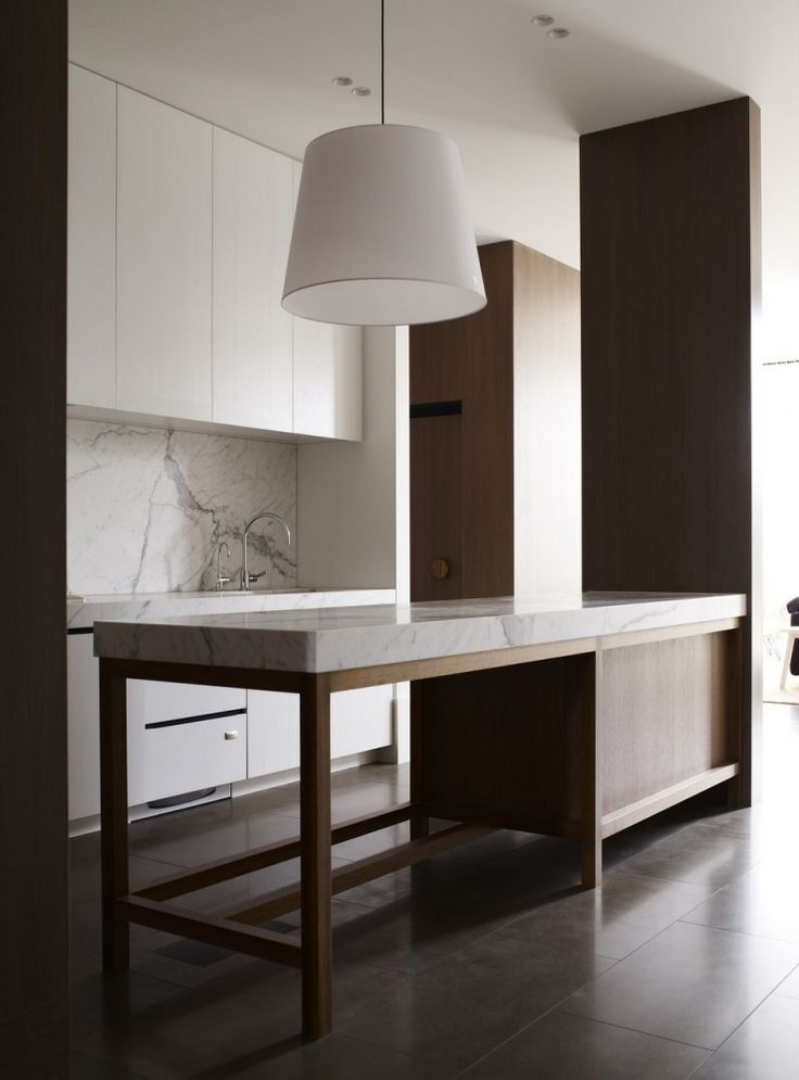 Kitchen inspiration. Simple, clean and stylish #LiebherrLoves #Interiors #Design #Kitchen