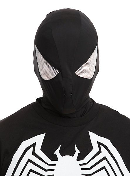 black spiderman mask - photo #35