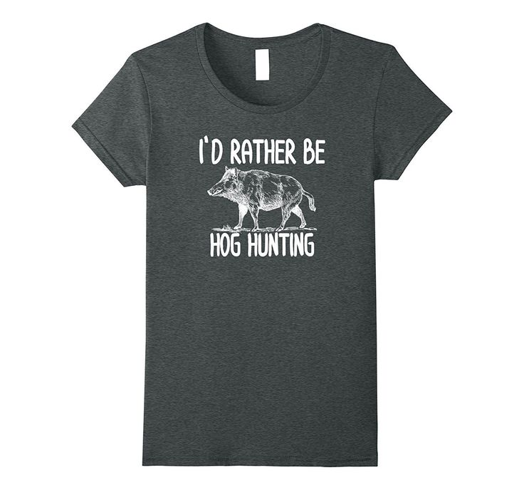 Hog Hunter Boar Hunting T-Shirts Outdoor Funny T-Shirts http://riflescopescenter.com/category/leupold-riflescope-reviews/