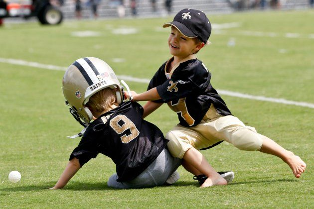 Baylen Robert Brees the son of Drew Brees - eltalk pages