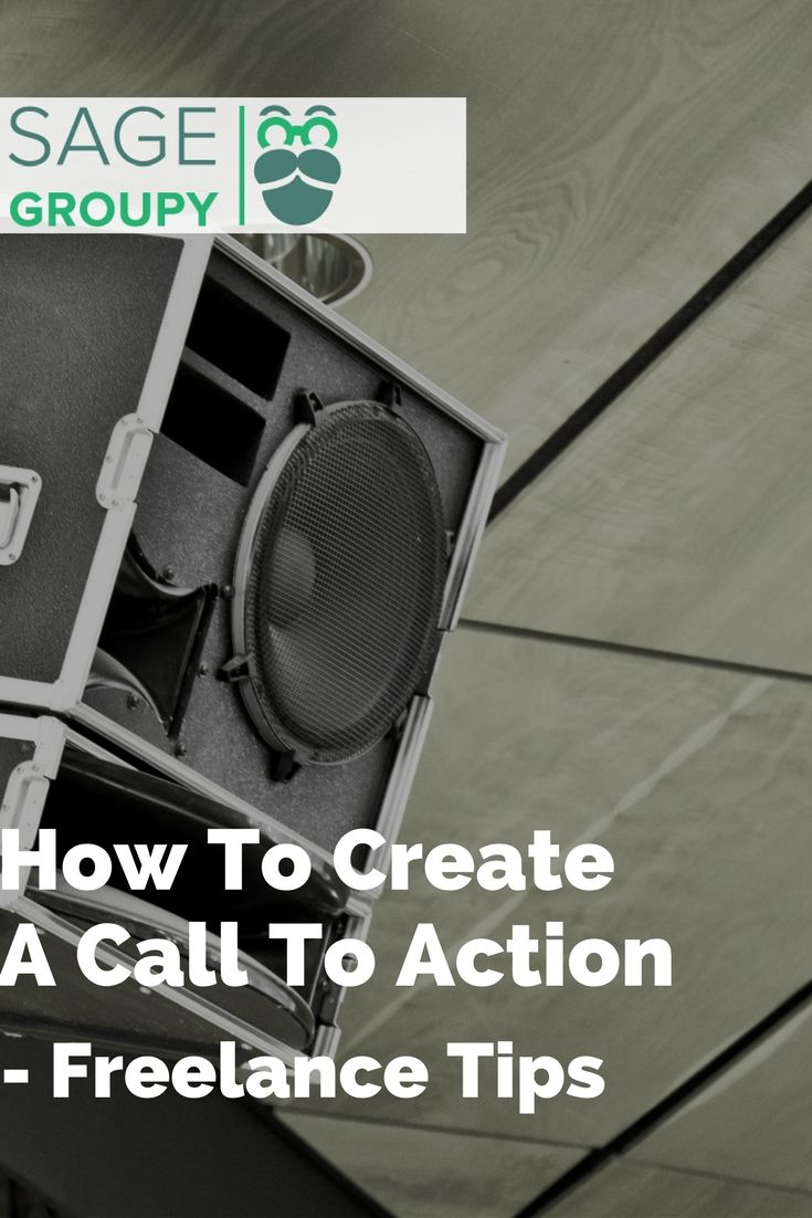 How to create a call to action. #freelancetips #callstoaction #creativeentrepreneur