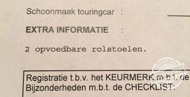 Veel geduld en persoonlijke aandacht vereist. #taalvout  (Met dank aan Koop Steenbergen!)