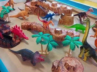 Pre-historic Preschool - Dinosaur Days from Play, Learn & Do in Preschool