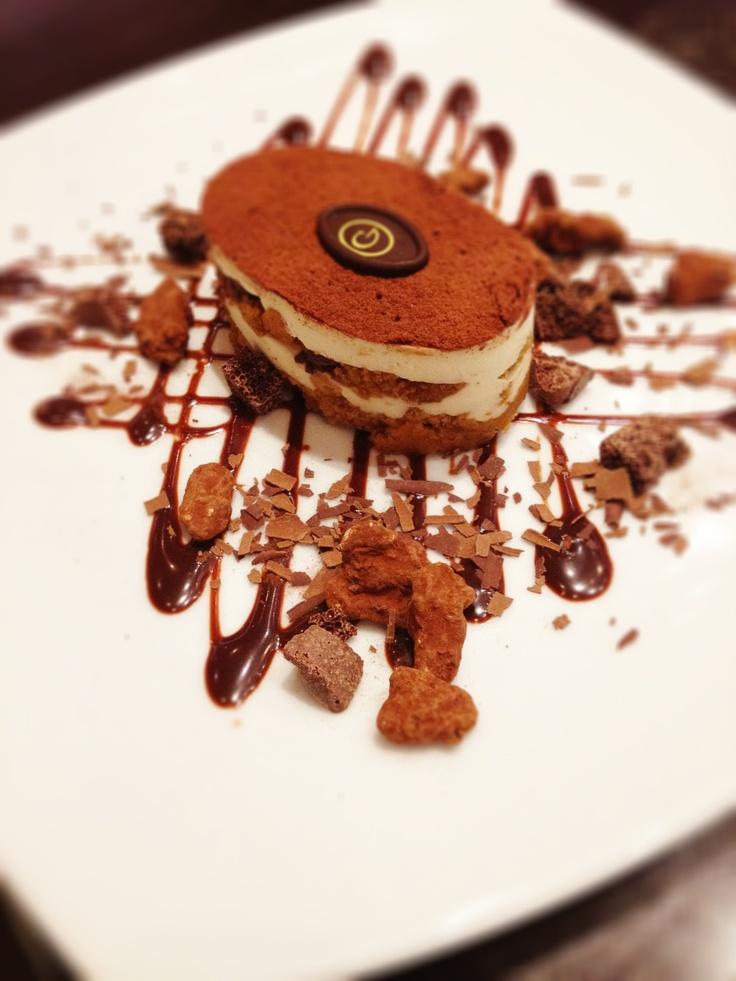 Tiramisu @ Guylian Cafe Darling Harbour