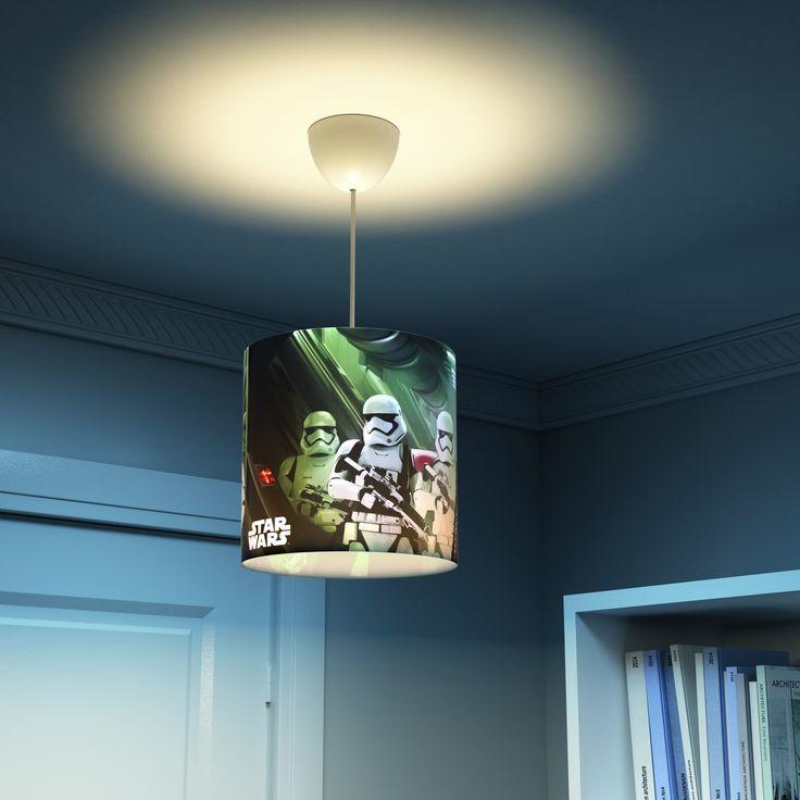 Hanglamp Philips Disney Star Wars VIII 7175130P0 - Disney nieuwe collectie - Lamp123.nl