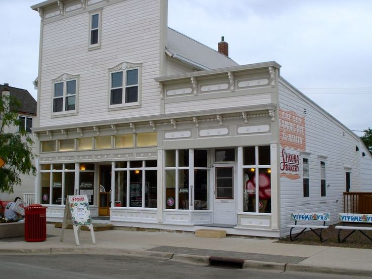 Sykora Bakery, Czech Village, Cedar Rapids, IA...kolaches...yum!