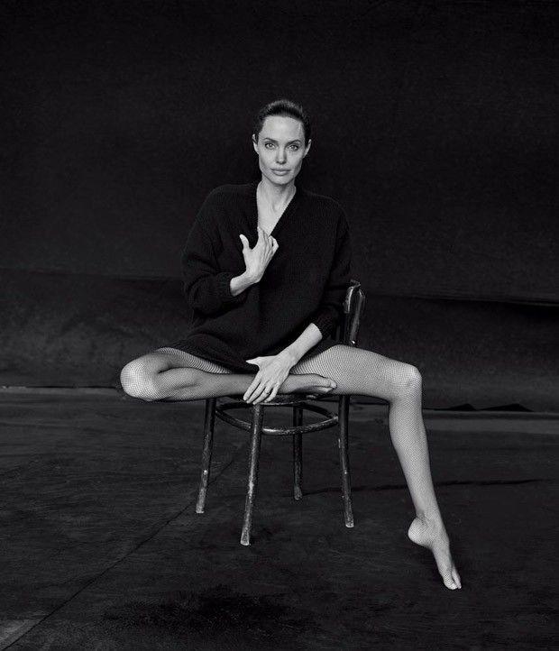 Анджелина Джоли в WSJ. Magazine (Интернет-журнал ETODAY)