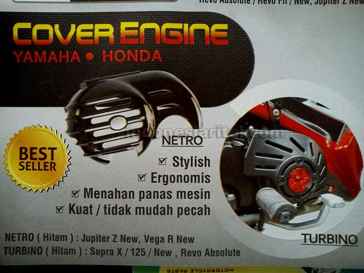 Cover Mesin TGP Turbino AA0038-0009