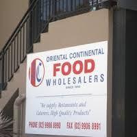 oriental and continental foods carlotta st