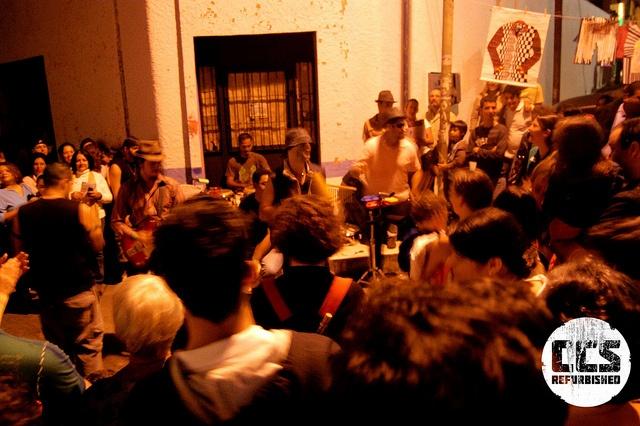 urban festivals