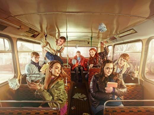MMFD My Mad Fat Diary The Gang S2 Promo