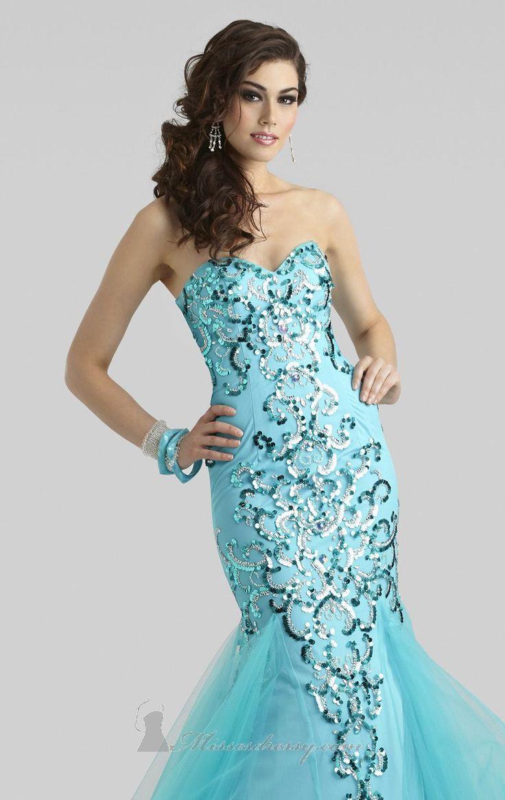 578 best Vestidos De Fiesta - Party Dresses images on Pinterest ...