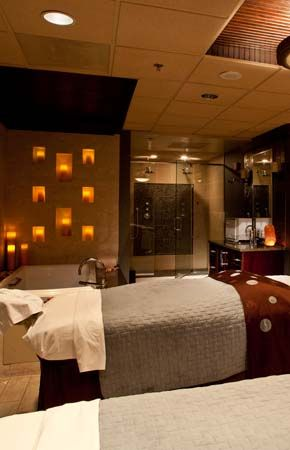 Overnight, Day Packages, Treatments and Massages at Château Élan